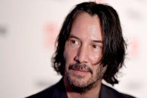 Keanu Reeves ficou famoso por filmes como Matrix, Velocidade Máxima e Caçadores de Emoção