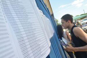 O prazo para o pedido de isenção da taxa teve início no último dia 1º