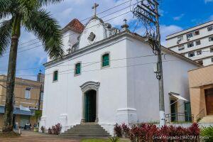 A Igreja Matriz de São Vicente Mártir fica na Praça João Pessoa, s/n, no Centro