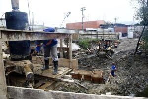 Os serviços têm a supervisão da pasta de Infraestrutura e Edificações