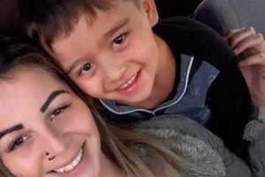 Mãe e filho morreram afogados. Ela estava grávida de sete meses.