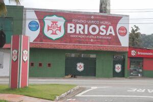 A Portuguesa informou que, com relação ao Estádio Ulrico Mursa, os documentos estão em dia