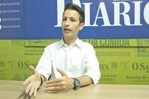 Professor Kenny (Progressistas) foi escolhido relator da seção de transparência da CPI da Gestão das Universidades Públicas na Alesp