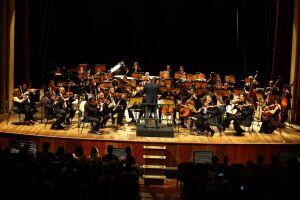 A Orquestra Sinfônica Municipal de Santos (OSMS) se apresenta nessa quinta-feira (25)