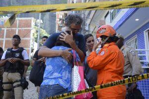 14 pessoas ainda permanecem desaparecidas