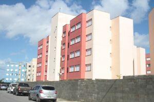O empreendimento Santos O contém 205 unidades habitacionais, com seis tipos de plantas, adequadas ao tamanho de cada família