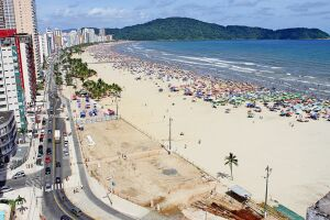 Praia Grande monitora outros casos de coronavírus