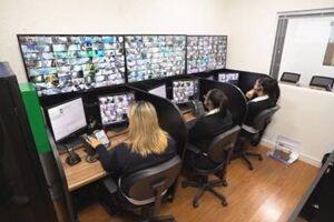 Sistema de monitoramento da portaria remota Safer