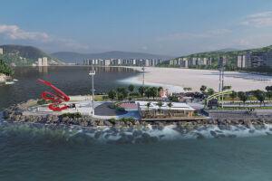 Denominado Novo Quebra-Mar, ele será instalado na plataforma do Emissário Submarino