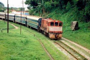 Último trem de passageiros trafegou na região em 1997, segundo o MPF