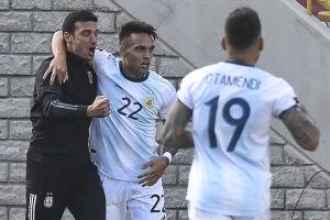 Argentina volta a vencer em La Paz e chegaaos seis pontos nas Eliminatórias