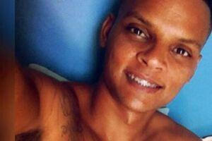 Leonardo Santos, morto com um tiro no rosto.