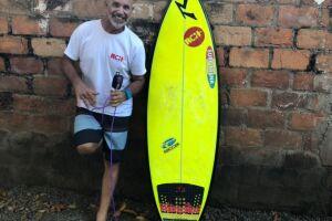 Áudios colocam o renomado surfista Picuruta Salazar pela primeira vez no centro das atenções virtuais