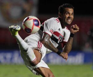 Confira imagens de São Paulo 1 x 0 Bragantino no Morumbi