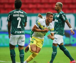 Palmeiras x Defensa y Justicia: veja fotos da final da Recopa