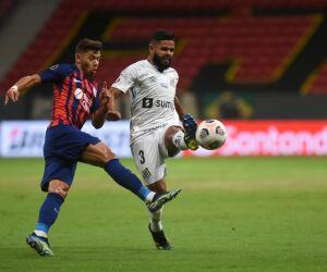 Veja imagens de Santos 2 x 2 San Lorenzo pela Libertadores