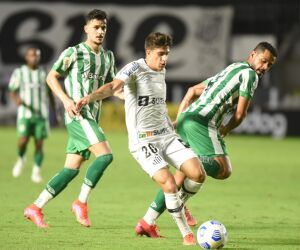 Veja fotos de Santos 0 x 0 Juventude na Vila Belmiro