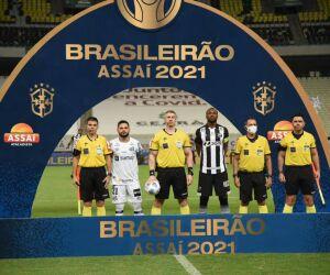 Veja fotos de Ceará 0 x 0 Santos pelo Brasileirão