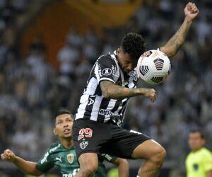 Veja fotos de Atlético-MG 1 x 1 Palmeiras pela Libertadores