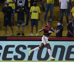 Libertadores: veja imagens de Barcelona-EQU 0 x 2 Flamengo