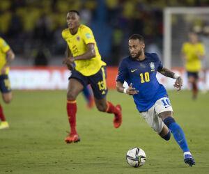 Veja fotos de Colômbia 0 x 0 Brasil pelas Eliminatórias
