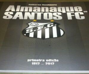 Almanaque oficial do Peixe é lançado na Vila Belmiro