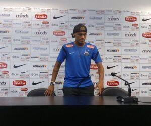 Entrevista coletiva de Neymar 31/01/2012