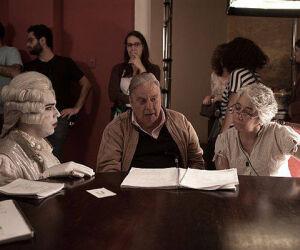 Bastidores do filme 'Casa da Mãe Joana 2'