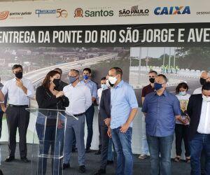 Expectativa das autoridades é de diminuição do fluxo de caminhões na Avenida Nossa Senhora de Fátima