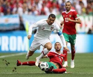 Técnico de Portugal reclama de time após levar sufoco de Marrocos