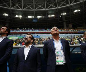 Apesar de sofrimento, Tite diz que Brasil 'deu aula' de futebol no segundo tempo
