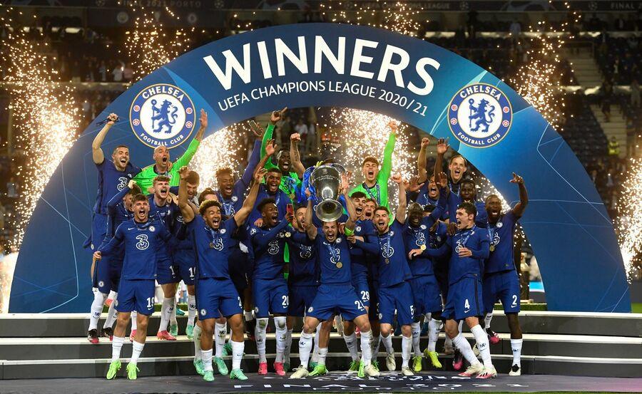 Chelsea vence o City com gol de Havertz e fatura a Champions pela 2ª vez -  Diário do Litoral