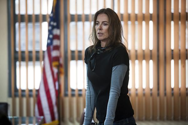 """Kathryn Bigelow ganhou o Oscar de melhor direção por """"Guerra ao Terror"""", em 2010 (Divulgação)"""