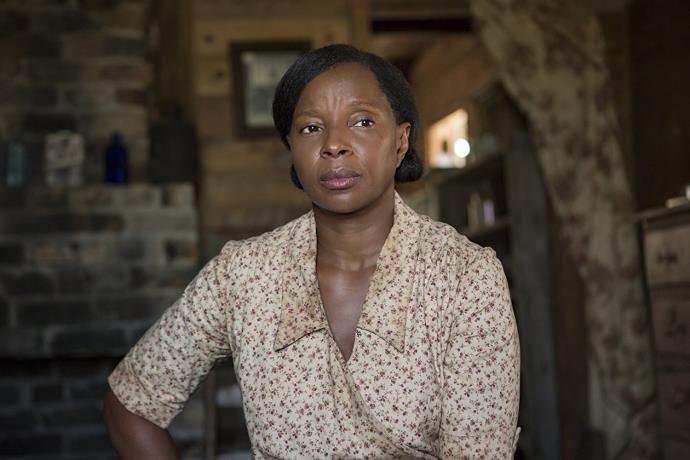 """A cantora e atriz Mary J. Blige, de """"Mudbound: Lágrimas Sobre o Mississippi"""", concorreu ao Oscar de melhor atriz coadjuvante e canção original (Divulgação"""