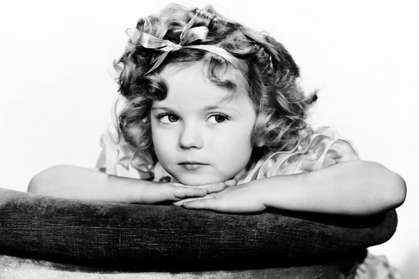 Shirley Temple foi premiada em 1934 com um Oscar honorário (Divulgação)