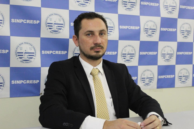 O presidente do Sinpcresp, Eduardo Becker, frisa a necessidade de novos concursos e diz que a defasagem