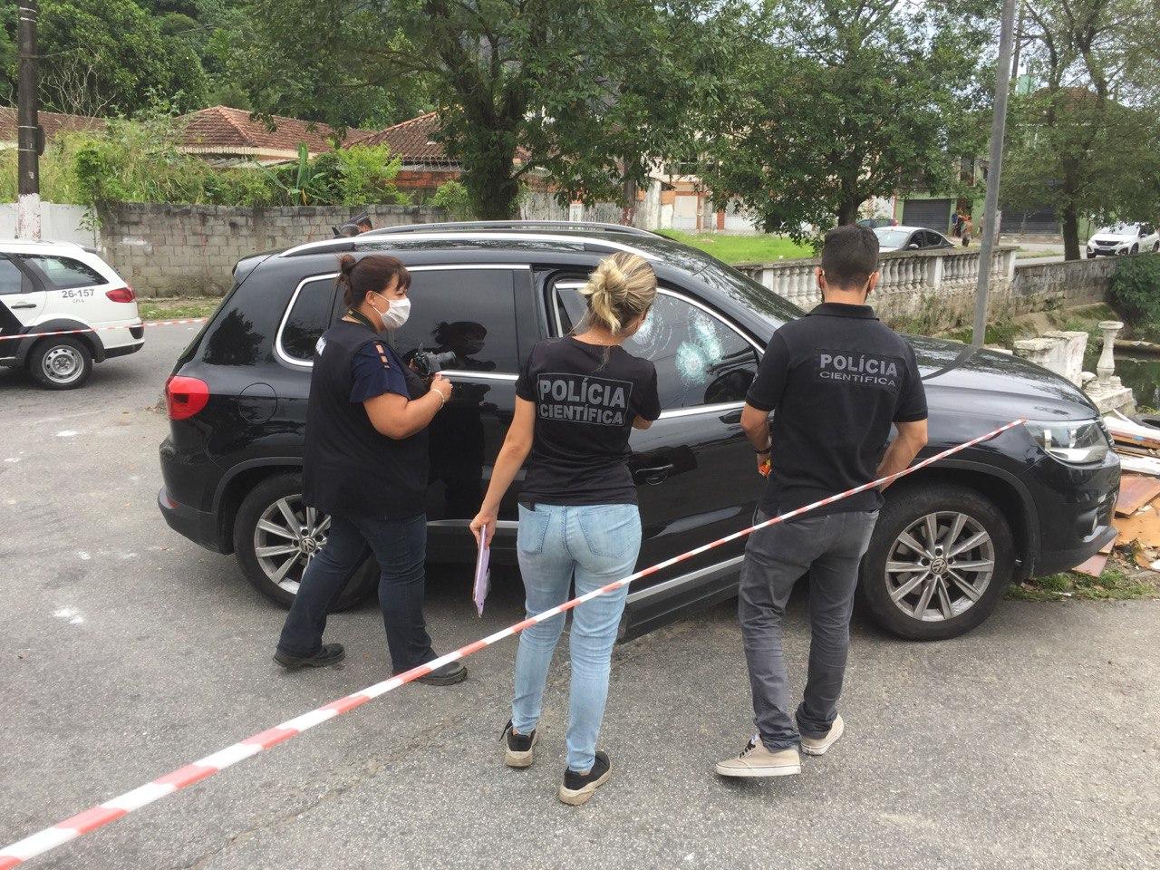 O atentado ocorreu na Linha Vermelha, na Vila São Jorge, em 11 de novembro, às vésperas do primeiro turno