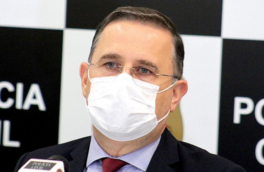 O diretor regional da Polícia Civil, Manoel Gatto Neto, ressalta taxa de 85% de esclarecimento de homicídios e investigação efetiva de roubo a partir de boletim de ocorrência mais detalhado (Nair Bueno/DL)