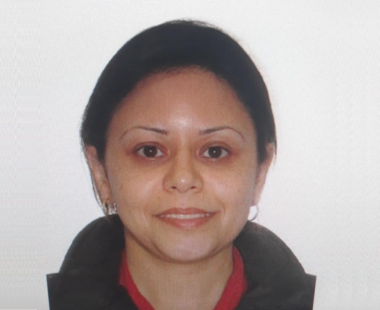 Marina Pereira dos Reis, de 39 anos, foi morta com tiro no tórax após se negar a entregar bolsa (Foto: Reprodução)