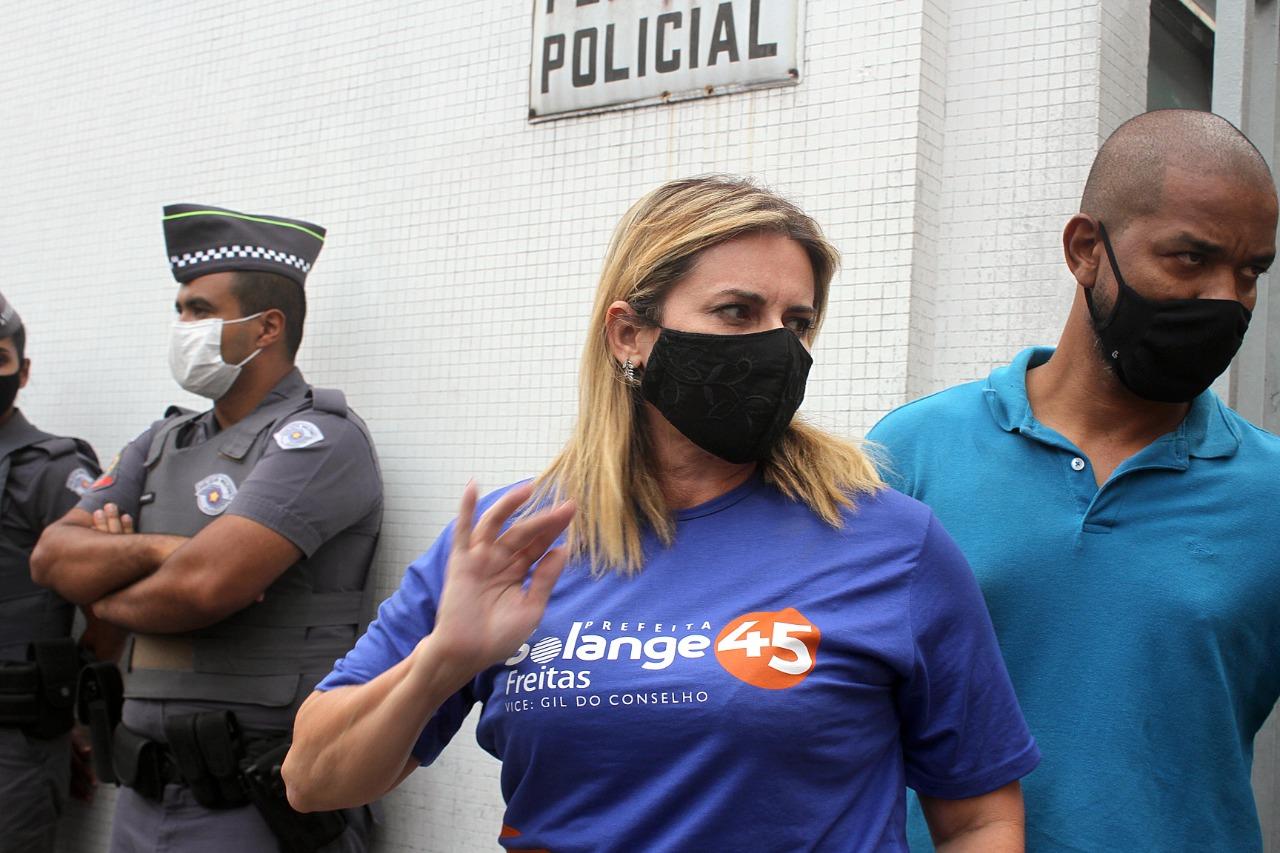 Solange Freitas já disse confiar no trabalho da polícia e ter certeza que o caso será esclarecido