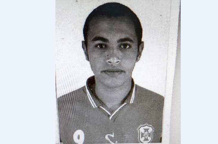 Luciano Pereira de Santana, de 42 anos, a vítima do homicídio com 39 facadas