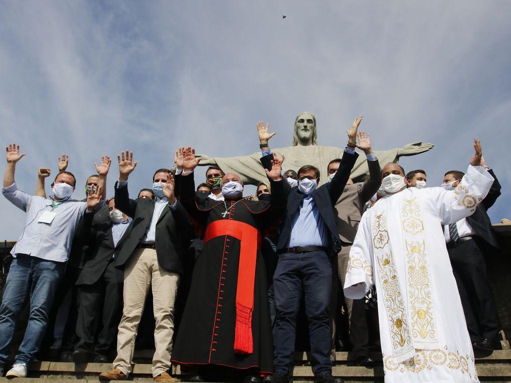 Lançamento oficial da Festa dos 90 anos do Cristo Redentor