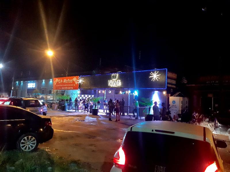 Guarujá: Força Tarefa interrompe pistões e multa estabelecimentos