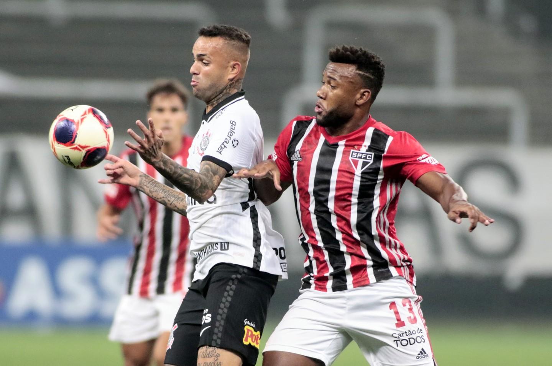 Veja fotos de Corinthians 2 x 2 São Paulo pelo Paulistão