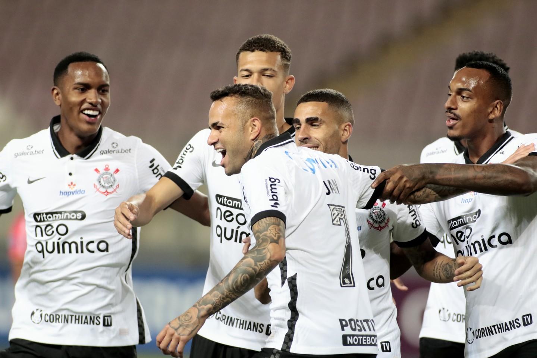 Sport Huancayo 0 x 3 Corinthians pela Sul-Americana