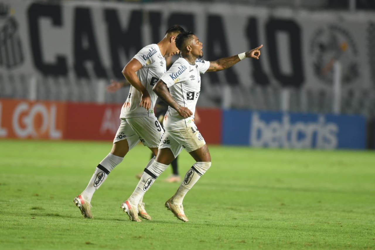 Veja fotos de Santos 3 x 1 Ceará pelo Brasileirão 2021