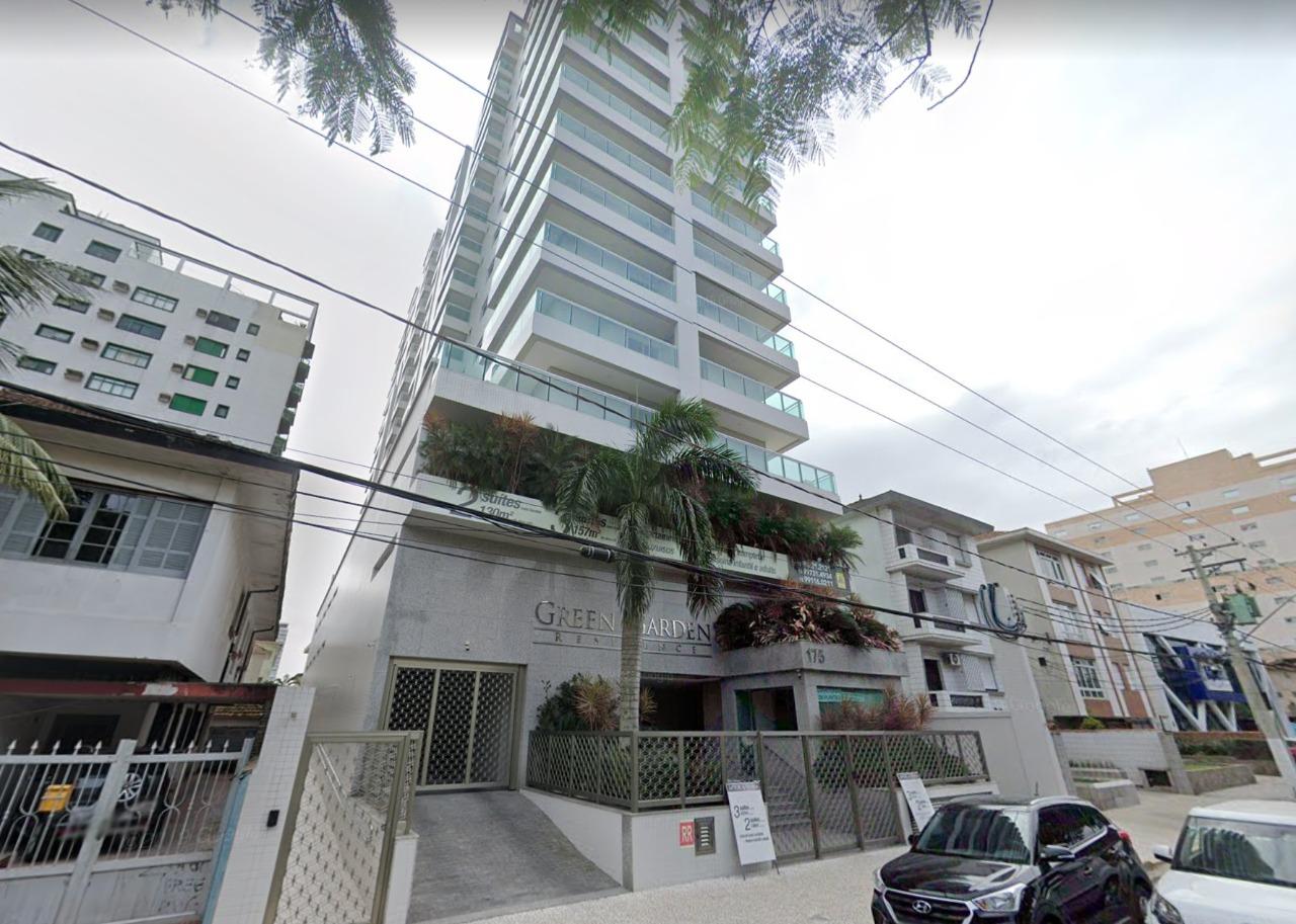 Condomínio Green Garden, no Canal 5, onde a garota teve a entrada liberada por ser confundida com possíveis parentes de moradores de origem nipônica