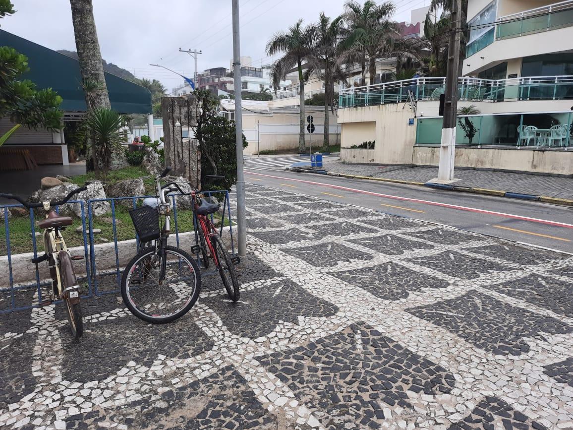 Ciclofaixa chega à Praia do Tombo, em Guarujá: confira