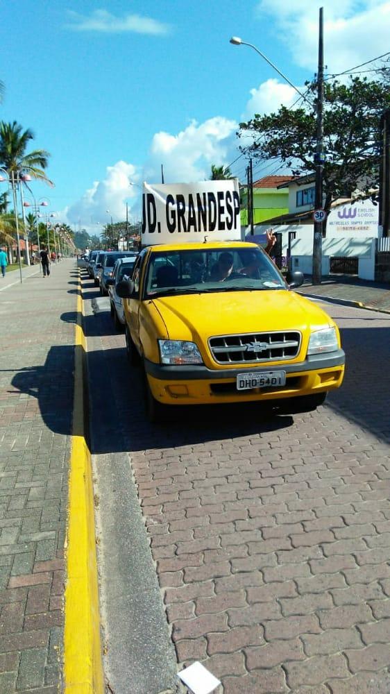 Nova manifestação por melhorias nos bairros em Itanhaém