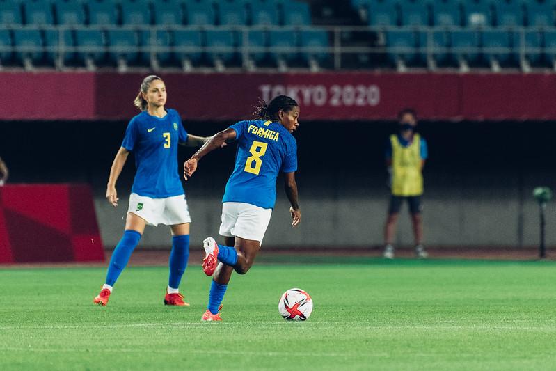 Seleção feminina empata por 3 a 3 com Holanda na Olimpíada